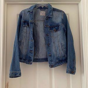 Love tree denim jacket